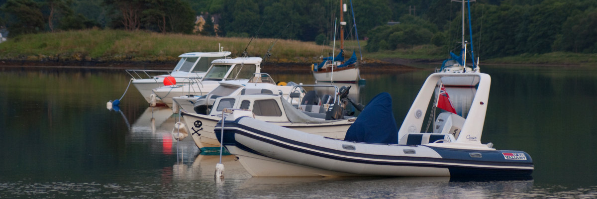 Outboard Engines & Spares - Ardoran Marine